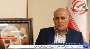 داداشلو : جلوگیری از مهاجرت روستائیان با تصویب طرخ های شورای عالی استانها