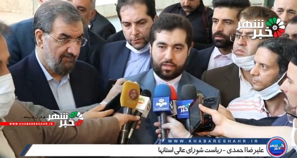 علیرضا احمدی : شوراها رکن نظام هستند +فیلم