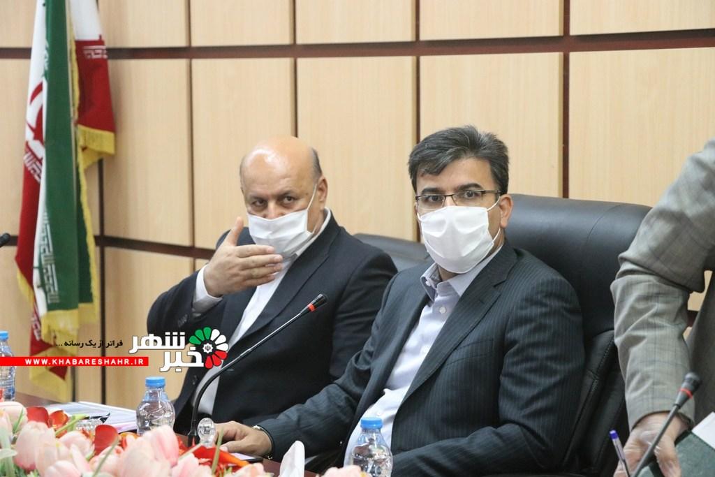 جلسه ستاد تسهیل و رفع موانع تولید استان تهران به صورت تخصصی در شهرستان شهریار
