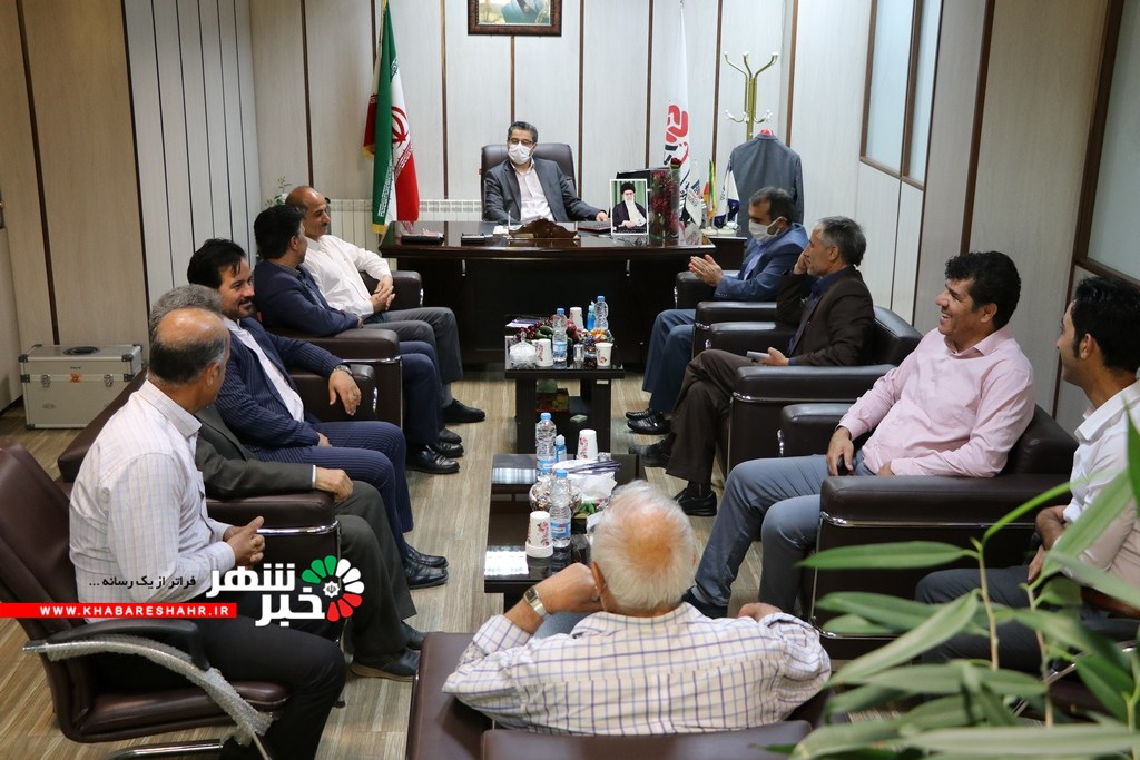 پیام تبریک تنی چند از مسئولین صنفی شهرستان شهریار به مناسبت روز ملی اصناف