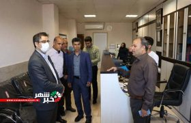 بازدید از اتحادیه های اصناف شهرستان شهریار