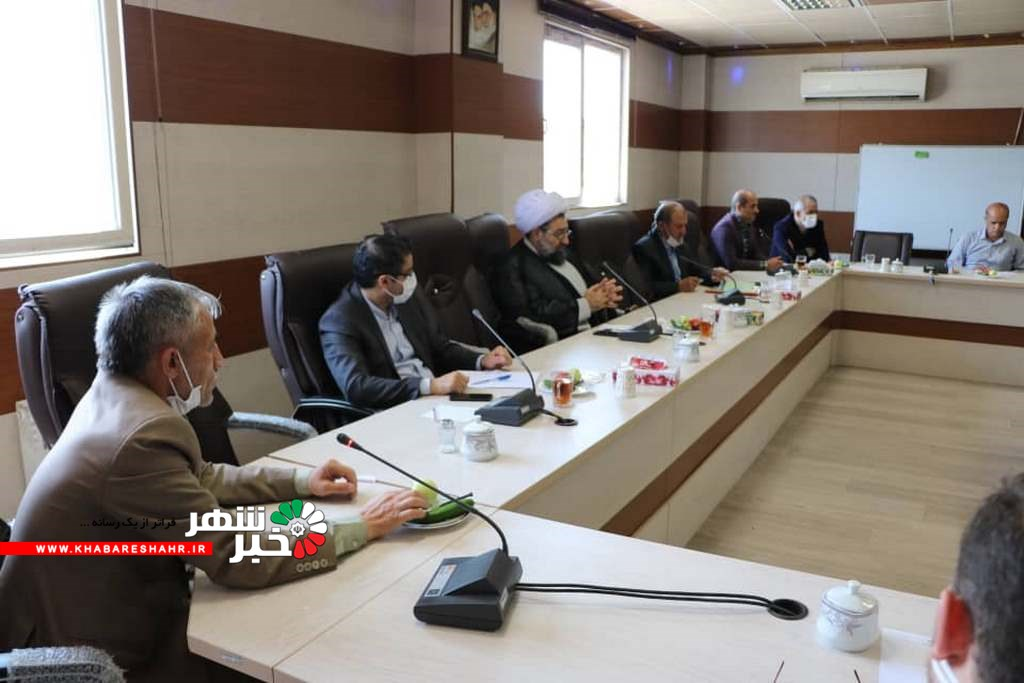 اولین جلسه شورای امر به معروف و نهی از منکر اصناف شهرستان شهریار برگزار شد