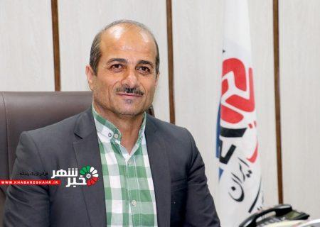 رحمت حیدری رییس اتاق اصناف شهرستان شهریار روز اصناف را تبریک گفت