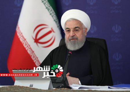 روحانی:باید آرمان عاشورا را زنده نگهداریم اما بهانهای دست دشمنان دین ندهیم