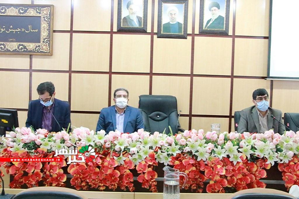 جلسه ستاد هماهنگی مقابله و پیشگیری از بیماری کرونا ویروس شهرستان شهریار برگزار شد