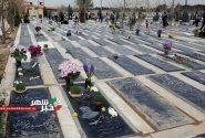 تا اطلاع ثانوی برگزاری مراسم یادبود برای متوفیان در آرامستان ها ممنوع می باشد