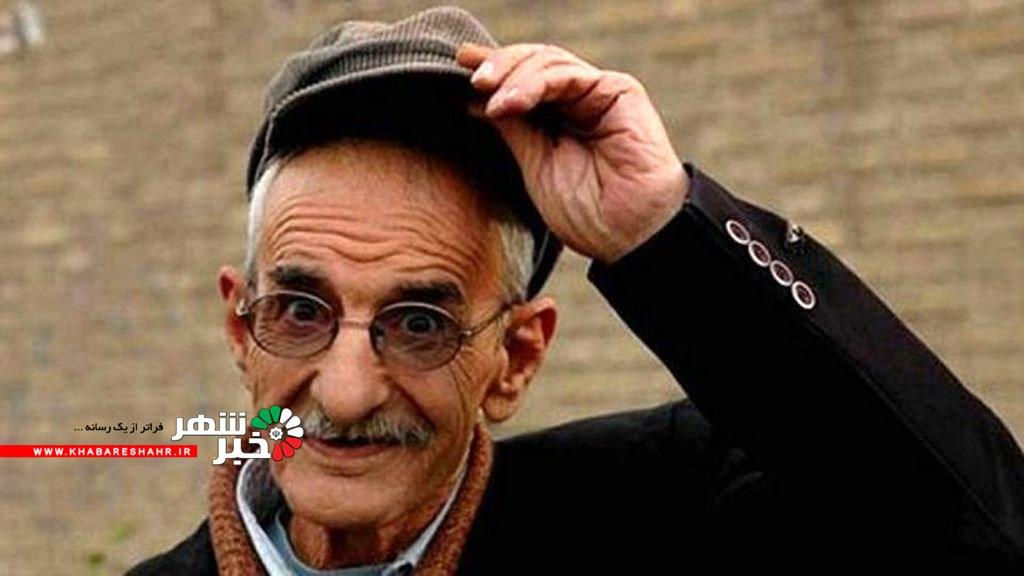 احمد پورمخبر بازیگر سینما و تلویزیون درگذشت