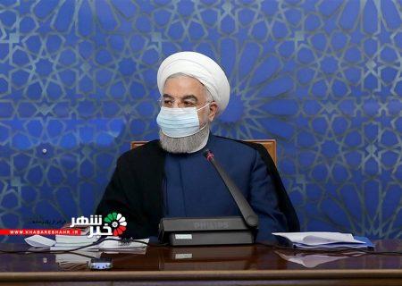 روحانی: رشد شاخصهای بورس باید طبق پایههای علمی دقیق و منطق بازار سرمایه پیش برود