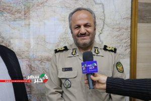 فرمانده پشتیبانی منطقه ۳ شهید یداللهی دهه کرامت را تبریک گفت