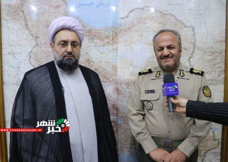 """امام جمعه شهریار ترفیع """"درجه امیر """" را به قلی نژاد تبریک گفت"""