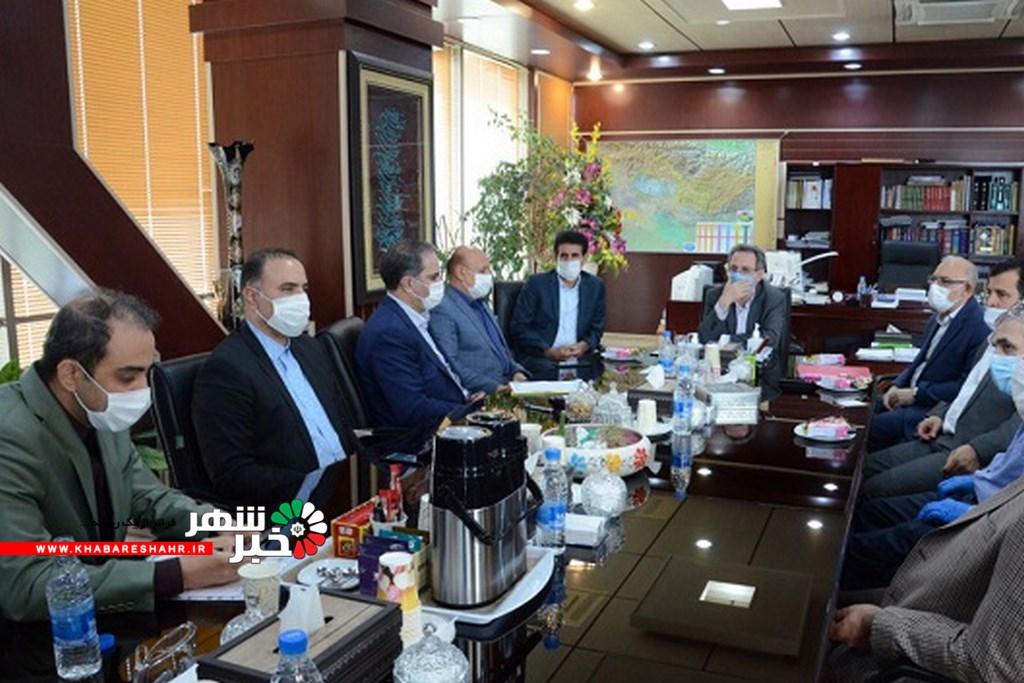 توافق احداث پلی کلینیک تخصصی قلب وابسته به بیمارستان شهید رجایی در شهریار