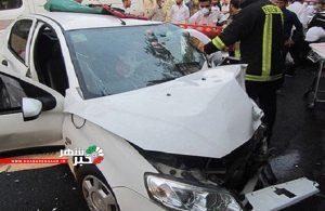سه کشته و یازده مصدوم طی تصادفات در دو ماه گذشته