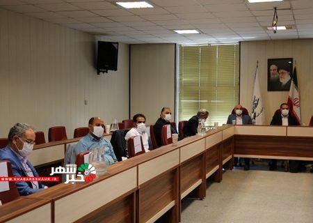 جلسه شورای معاونین شهرداری شهریار برگزار شد