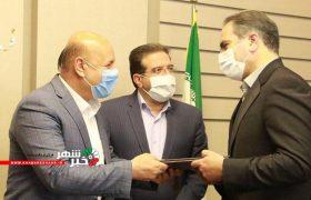 تقدیر از شهردار شهریار بمناسبت روز شهرداری ها
