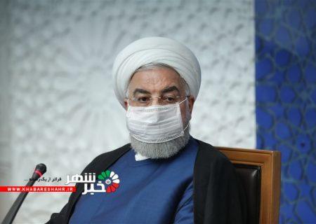 روحانی: حرکت در مسیر رونق و جهش اقتصادی کشور میبایست مبتنی بر واقعیتها باشد