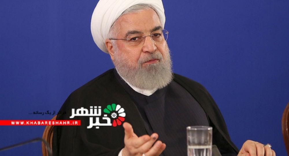 روحانی: حداقل ۶ ماه دیگر با کرونا درگیریم