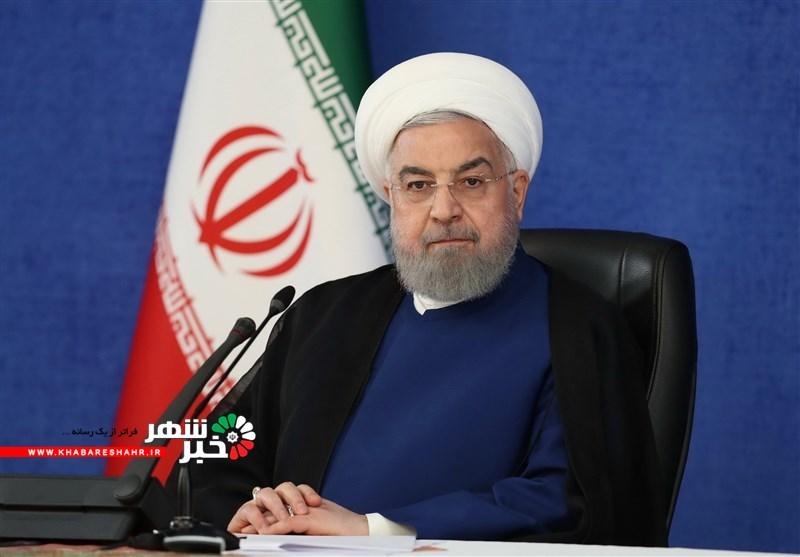 روحانی: وزارت دفاع بخشی از سرمایهگذاری خود را در زمینه پهپاد متمرکز کند