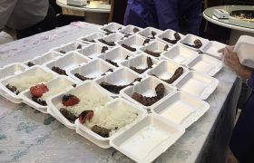 احسان و نیکوکاری در روز عید غدیر خم در شهر اندیشه