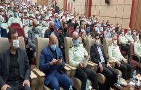 سردار ظهیری به عنوان فرماندهی جدید نیروی انتظامی ویژه غرب استان تهران معرفی شد