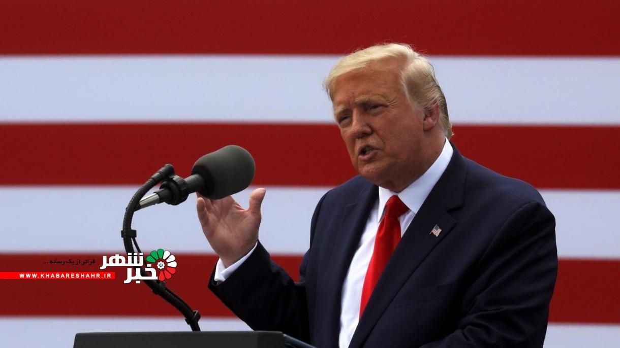 ترامپ زمان توافق با ایران را اعلام کرد
