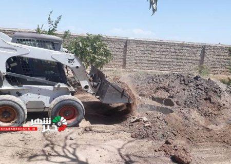 شناسایی و پلمپ ۵ حلقه چاه غیر مجاز آب در منطقه شهریار