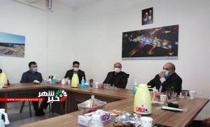 بازدید از تقاطع غیر همسطح ورودی شهریار – دپو با حضور فرماندار شهریار