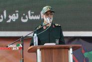 امنیت مردم ایران به دستان بسیج ونیروی انتظامی و ارتش تامین میگردد