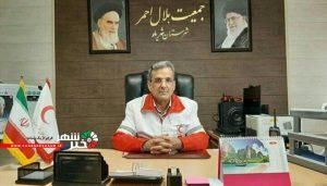 سرپرست جدید جمعیت هلال احمر شهرستان شهریار معرفی شد