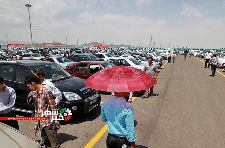 مشاهده کاهش امواج هیجانی در بازار خودرو کشور