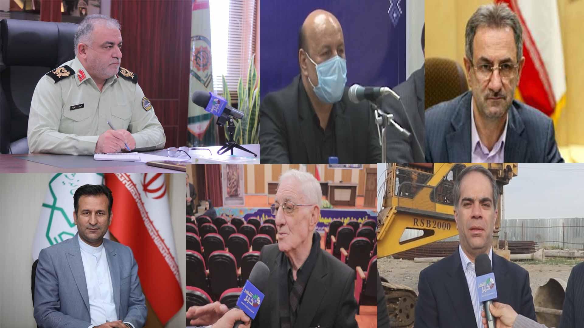 مشروح اخبار غرب استان تهران ۱۹ مهر + فیلم