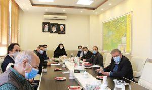 برگزاری سی چهارمین جلسه ستاد تسهیل و رفع موانع تولید شهرستان شهریار