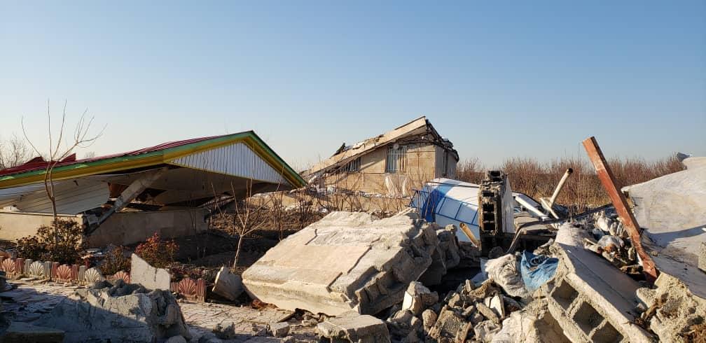 تخریب بی سابقه ویلاها در شهرستان شهریار – خبر هفتگی