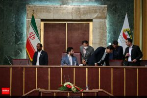 حضور رئیس مجلس شورای اسلامی در سی و نهمین اجلاس شورای عالی استانها