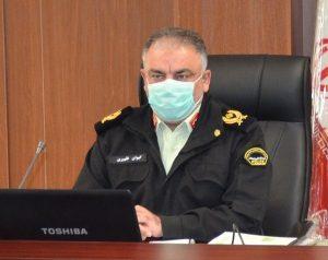 """ملاقات"""" سردار ظهیری"""" با شهروندان"""