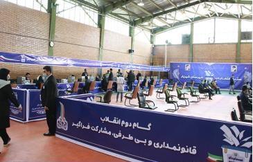 گزارش تصویری فرآیند ثبتنام داوطلبان انتخابات شورای اسلامی شهرها در شهرستان شهریار