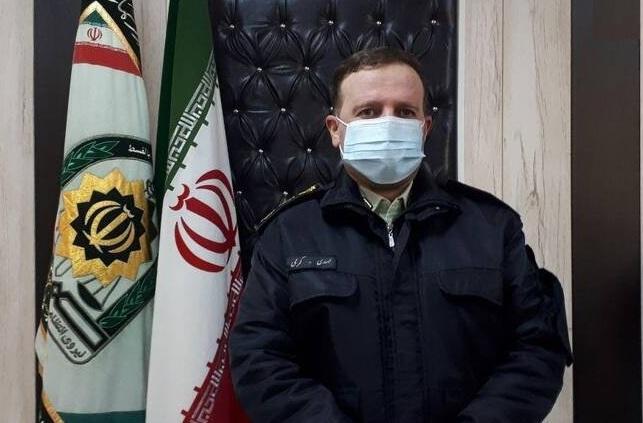 دستگیری سارق محتویات خودرو با 22فقره سرقت در شهریار