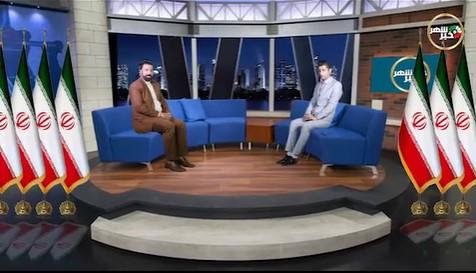 اجرای برنامه ای ویژه بمناسبت 12 فروردین، روز جمهوری اسلامی ایران در استودیو خبرشهر + تصاویر