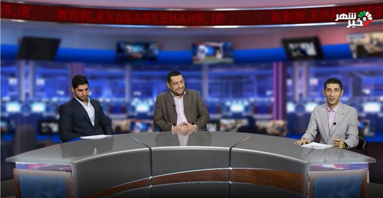 گفتگوی ویژه در حوضه ی شهرداری شهر فردوسیه