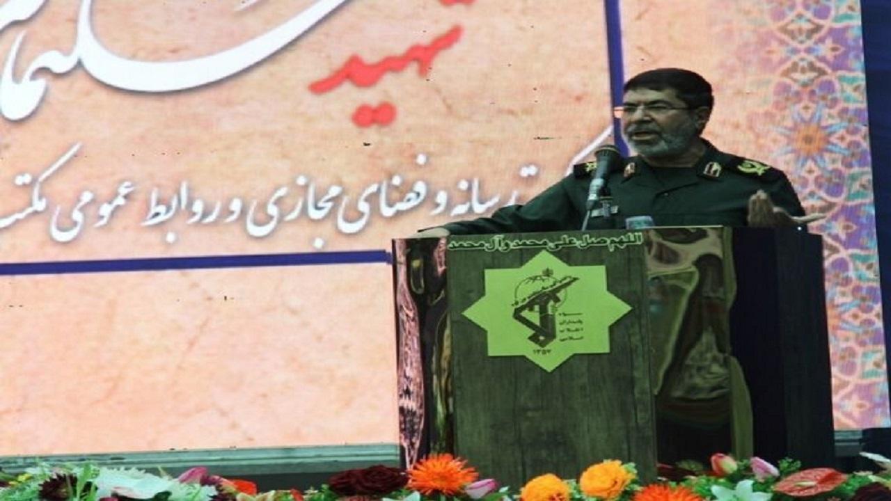 سخنگوی سپاه:انتخابات ایران بهار رسانههای بیگانه است