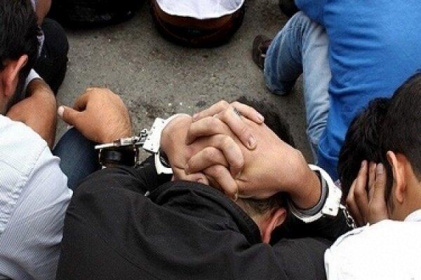 درگیری و تیراندازی در اسلامشهر/اراذل و اوباش دستگیر شدند
