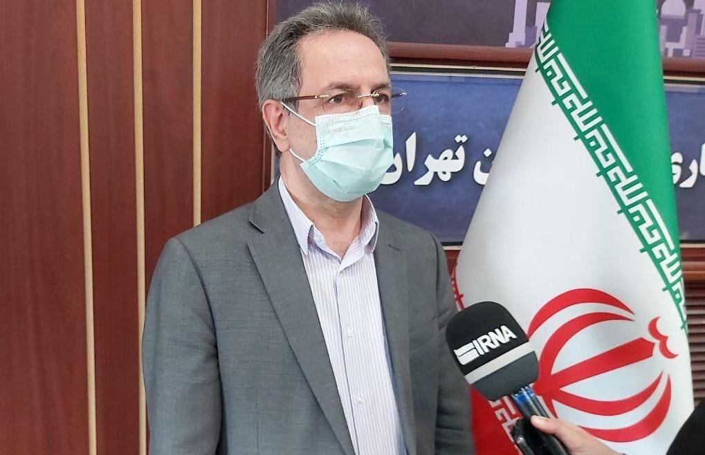 استاندار تهران: انتخابات ۱۴۰۰ در استان تهران تاکنون در امنیت برگزار شده است