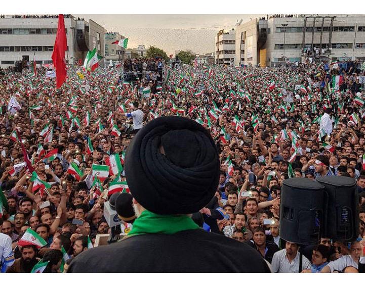 ابراهیم رئیسی در مشهد: هیچکس حق ندارد به کرامت مردم کوچکترین خدشهای وارد کند