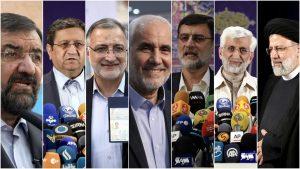 برنامههای صداوسیما در پنجمین روز از تبلیغات نامزدها