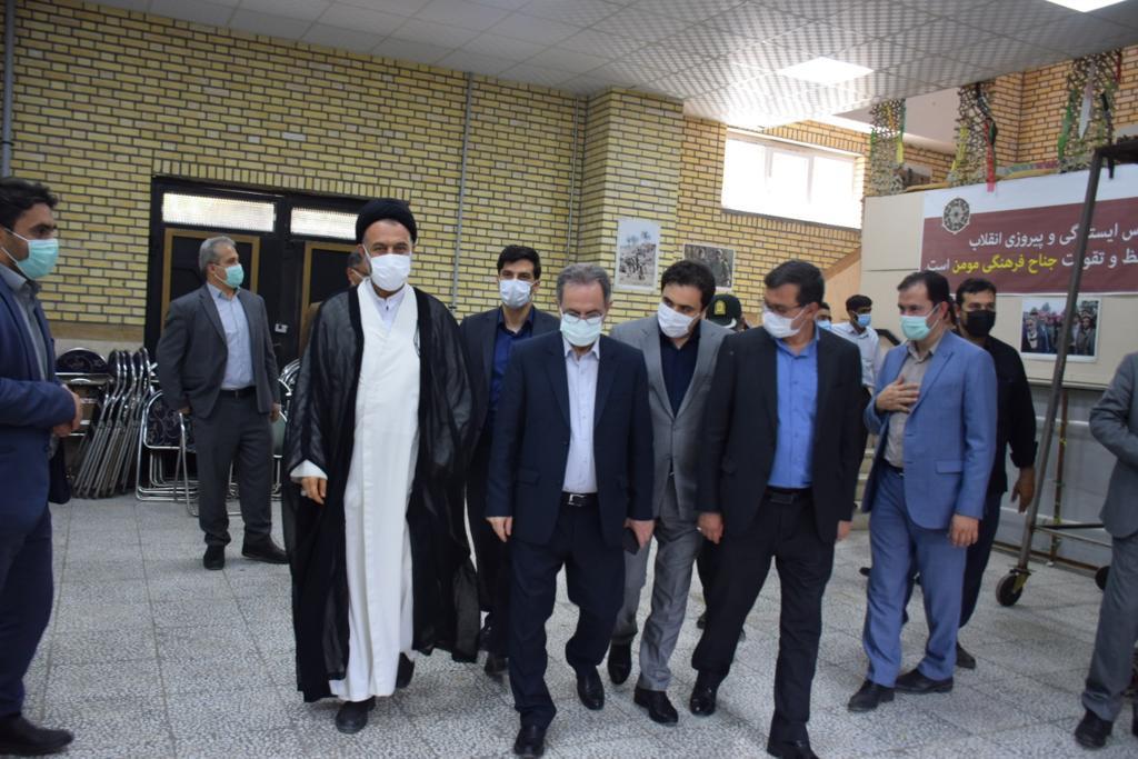 حضور وزیر راه و شهرسازی در شهرستان ملارد + تصاویر