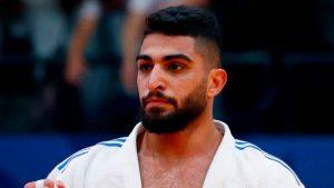 پایان کار جودوکار الجزایری در مسابقات المپیک توکیو