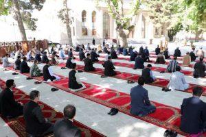 اقامه نماز عید سعید قربان در شهریار و شهرقدس