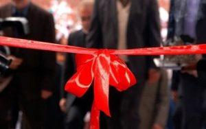 افتتاح ۴ پروژه خدماتی و آموزشی در شهریار