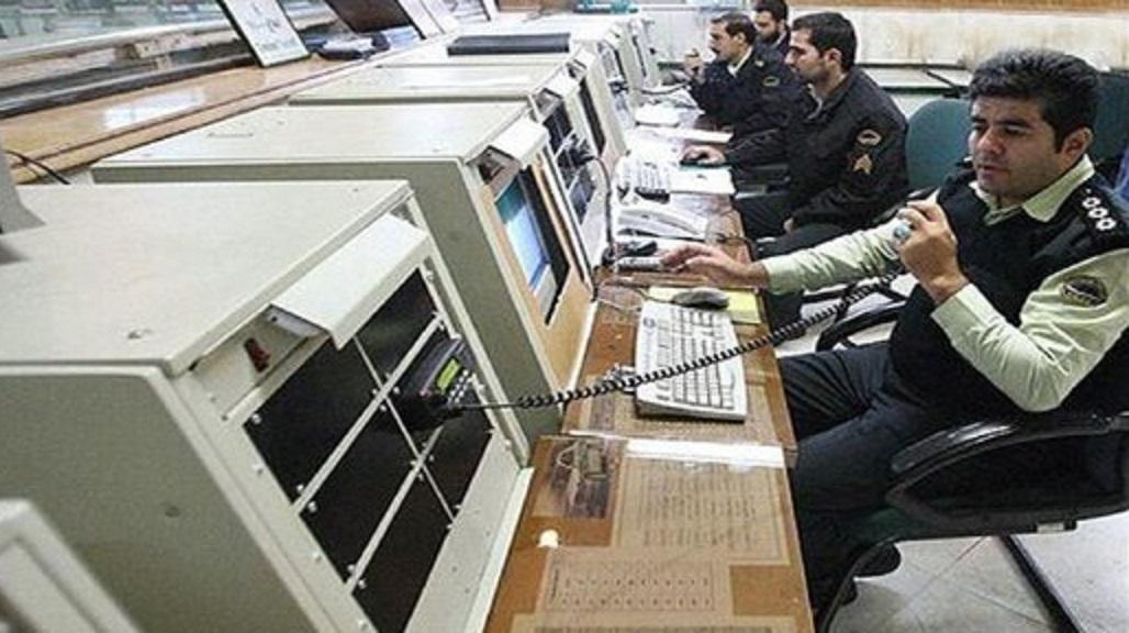امکان ارسال پیامک به مرکز فوریتهای پلیسی ۱۱۰ ایجاد شد