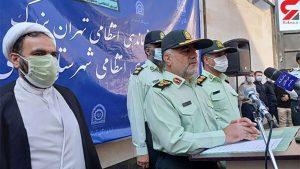 2 قبضه اسلحه و 14 فقره سلاح سرد در جنوب تهران کشف شد