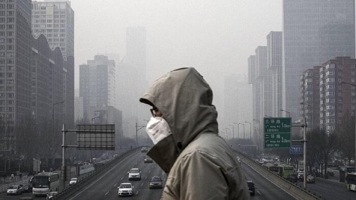 وضعیت هوای ۵ منطقه تهران در شرایط خطرناک